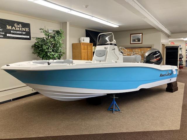 2022 Nauticstar Boats 191 Hybrid
